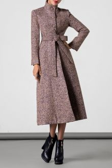 Join Dezzal, Get $100-Worth-Coupon GiftButton Down Belted Long CoatFor Boutique Fashion Lovers Only: Designer Collection·New Arrival Daily· Chic for Every Occasion