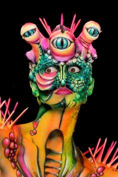 body painting festival | ganz besondere Veranstaltung – das Deutsche Bodypainting Festival ...
