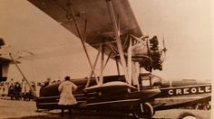 Sikorsky S-38B (NC2V, c/n 314-6) at of Standar Oil Company de Venezuela at Cachipo airport, fist Standard Oil airplane in 1930.