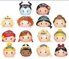 Mickey Mouse Frozen Princess Princesses Tsum Tsum Disney Cruise Line Name Plate Tag Stateroom Door Magnet Individual names buy 3 Maleficent Aurora, Maleficent Party, Disney Ears, Disney Mickey Mouse, Disney Paintings, Tsumtsum, Drawing Templates, Princess Cartoon, Frozen Princess