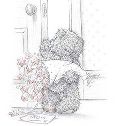 Teddy Bear Drawings | Заметки SEO-Teddy: Плюшевый мишка Teddy Bear