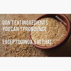 meme quinoa healthy eat clean fitness