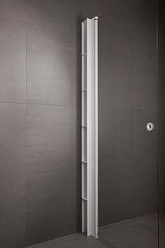 Suihkutilan PILE-säilytysratkaisu | INR Decor, Door Handles, Home Decor, Bathroom, Pile, Doors