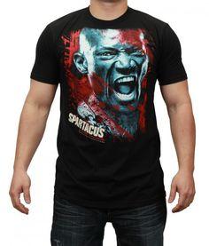 Became a gladiator:11 Spartacus tv series-t-shirts designs #fancy #tshirt #design #gladiator