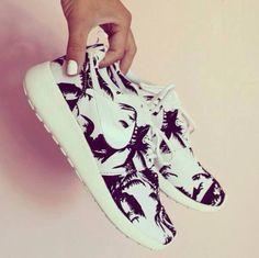 Nike Unisex Roshe Run Print