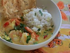 Serious-Eats-Sunday-Supper-Indian-Shrimp-Curry. This looks really good. You need a lot of odd spices- as you always do, when cooking Indian.