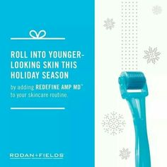 Roll into younger skin