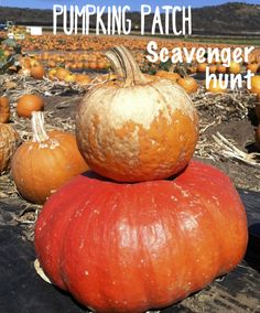 Pumpkin Patch kids #activity and #printable for #Halloween