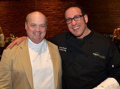 Georgia Grown Executive Chefs Linton Hopkins and Ahmad Nourzad