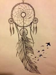 dreamcatcher tattoos - Google Search