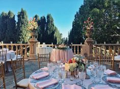 November Rain, Wedding Bells, Catering, Table Settings, Villa, Table Decorations, Home Decor, Decoration Home, Catering Business
