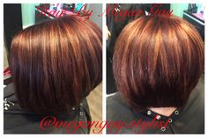 The Bend Salon • Barber - Webster Groves, MO - St. Louis - Fall - Hair - Red Hair Color