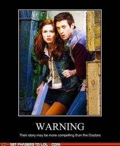 Rory (Arthur Darvill) and Amy (Karen Gillan) Doctor Who, First Doctor, Eleventh Doctor, Arthur Darvill, Karen Gillan, Rory And Amy, Steven Moffat, Rory Williams, Bbc One