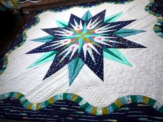 Merry Christmas! I hope yours was as delightful as mine! I manage to get some time in on my longarm and finished up my vintage compass quilt! Love it. It turned out just as I hoped. Winter means th...