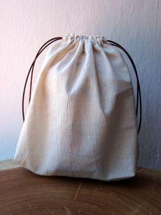 https://flic.kr/p/FLghtq | Drawstring bag