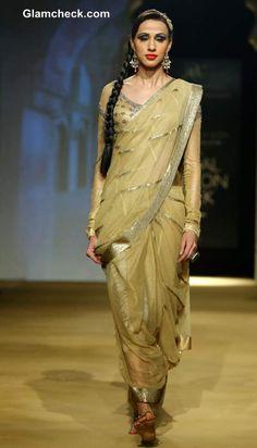 2013 India Bridal Fashion Week Ashima Leena