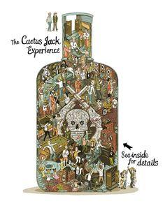 Cactus Jack on Illustration Served