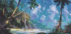 Paradise Surf ~ James Coleman