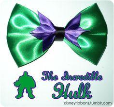 The Incredible Hulk Bow