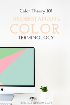 Color Theory 101: Understanding Color Terminology When exploring graphic design and branding, knowledge of basic color theory terminology is needed. While creating color palettes, logos, and branded material, terms like color harmony, value, and tint come up. Understanding these ensures nothing is lost in translation if you are working with a graphic designer. Knowing the lingo is important. We will go over the basics of the color wheel, color harmony, primary colors, hue, and many more