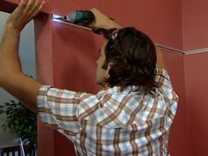 How to Add Metal Wall Highlights to a Kitchen : How-To : DIY Network
