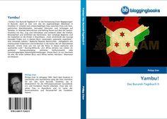 """Cover """"Yambu! Das Burundi-Tagebuch"""" Band II"""
