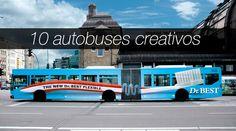 Autobuses creativos |