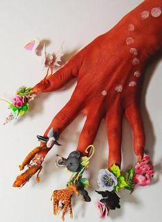 Τα πιο παράξενα νύχια! | Fresh News