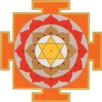 Creating a Surya Yantra Mandala at Padma Yoga, Spalding Flower Of Life Tattoo, Unique Cottages, Ivy Wall, Sri Yantra, Jute Crafts, Sacred Symbols, Event Organization, Life Drawing, Life Tattoos