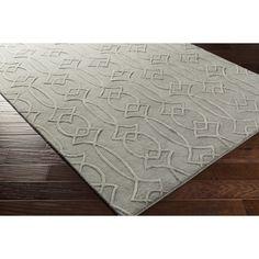 Winston Porter Pamela Hand-Tufted Rectangle Neutral Area Rug Rug Size: x Beige Carpet, Patterned Carpet, Painted Rug, Carpet Trends, Accent Furniture, Carpet Runner, Throw Rugs, Rugs On Carpet, Carpets