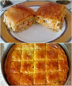 Pizza Tarts, Food Network Recipes, Cooking Recipes, The Kitchen Food Network, Bread Dough Recipe, Dessert Recipes, Desserts, Greek Recipes, Hot Dog Buns