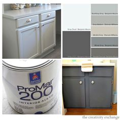 The power of paint when it comes to budget room revamps.  The Creativity Exchange