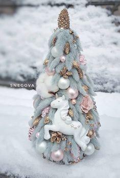 Clear Christmas Ornaments, Christmas Home, Christmas Crafts, Merry Christmas, Creation Deco, Flower Bouquet Wedding, Xmas Decorations, Xmas Tree, Christmas Inspiration