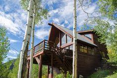 Classic Colorado cabin near Aspen! - vacation rental in Aspen, Colorado. View more: #AspenColoradoVacationRentals