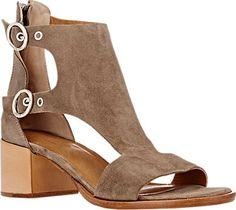 Rag & Bone Matteo Double-Buckle Sandals - Heels - Barneys.com