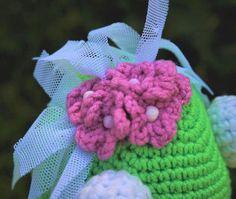 Free ballerina frog amigurumi crochet pattern
