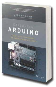 Want to learn more about programming arduinos? http://arduinohq.com/category/arduino-programming-language/  - Exploring Arduino uses the popular Arduino microcontroller platform as an instrument to teach topics in electrical engineering, programming, and human-computer interaction
