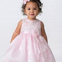 Sarah Louise Ceremonial Ballerina Length Dress 70090