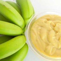 Podemos confiar na biomassa de banana verde?