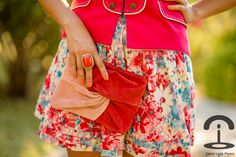 Crimenes de la Moda: Hazelnut clutch Giveaway