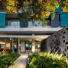 Edificio Pop Madalena, São Paulo, Brasil - Andrade Morettin Arquitetos - foto: Nelson Kon