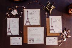 """""""Paris Vintage Wedding"""" Design & Foto by Nani & Paul PhotoGraphics"""
