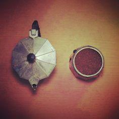 Coffeeholic #caffè #moka #coffee #rustic #chill #espresso #kaffa #coffeeholic #pleasure #sunday #morning