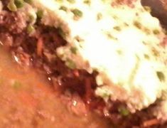 Paleo Shepherd's Pie (from The 21 DSD). This is recipe is going to be used many times in the winter months at my house. AMAZING!
