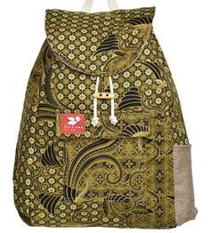Taaluma Totes :: The Indonesia Tote (carryacountry.com