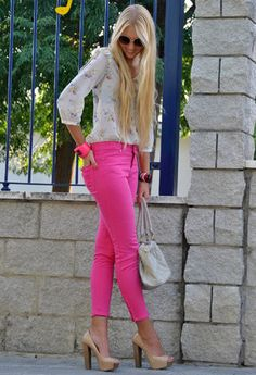 miastyh | Color pants | Chicisimo