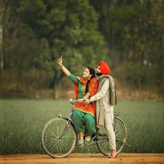 Fantastic Wedding Advice You Will Want To Share Punjabi Wedding Couple, Indian Wedding Couple Photography, Wedding Couple Photos, Punjabi Couple, Wedding Photography Poses, Wedding Couples, Punjabi Boys, Romantic Couples, Couple Pictures
