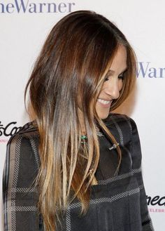 Hottest Hair Color Trend of 2015: Ecaille | Image Source: www.pinterest.com