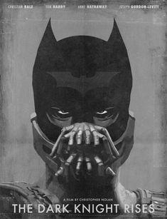 The Dark Knight Rises by Jonas Ståhl