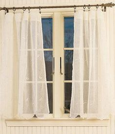 hathaway tier curtains from country curtains dining and bathrooms - Tier Curtains
